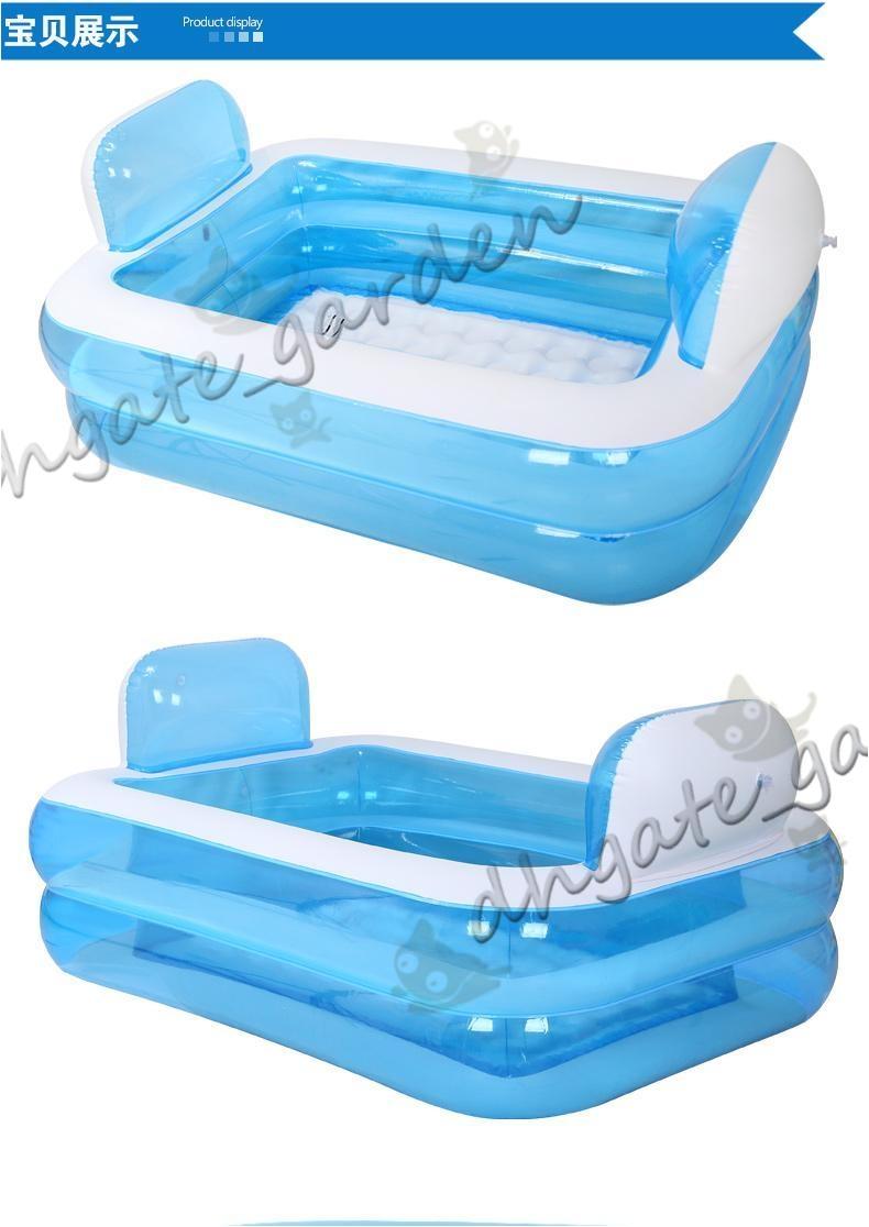 product details inflatable bathtub