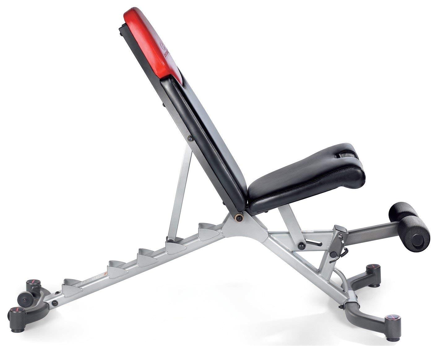 amazon com bowflex 5 1 adjustable weight bench adjustable weight benches sports outdoors