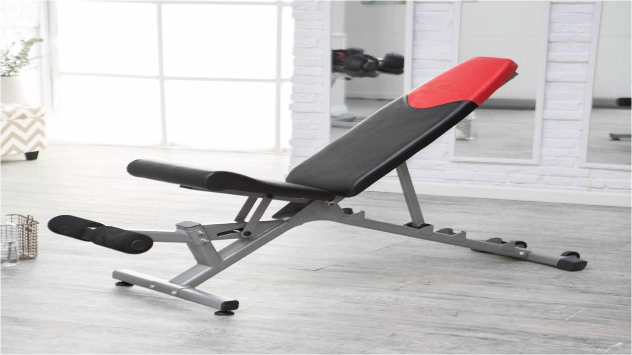 bowflex selecttech 3 1 adjustable bench
