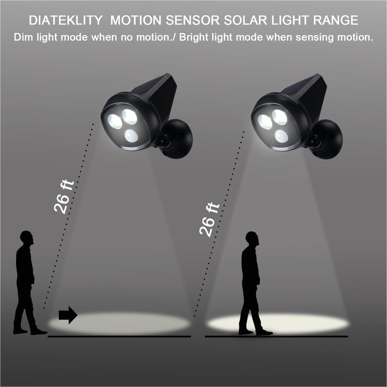 Brightest Motion Sensor Light Aliexpress Com Buy Tamproad Led Motion Sensor Light Wireless