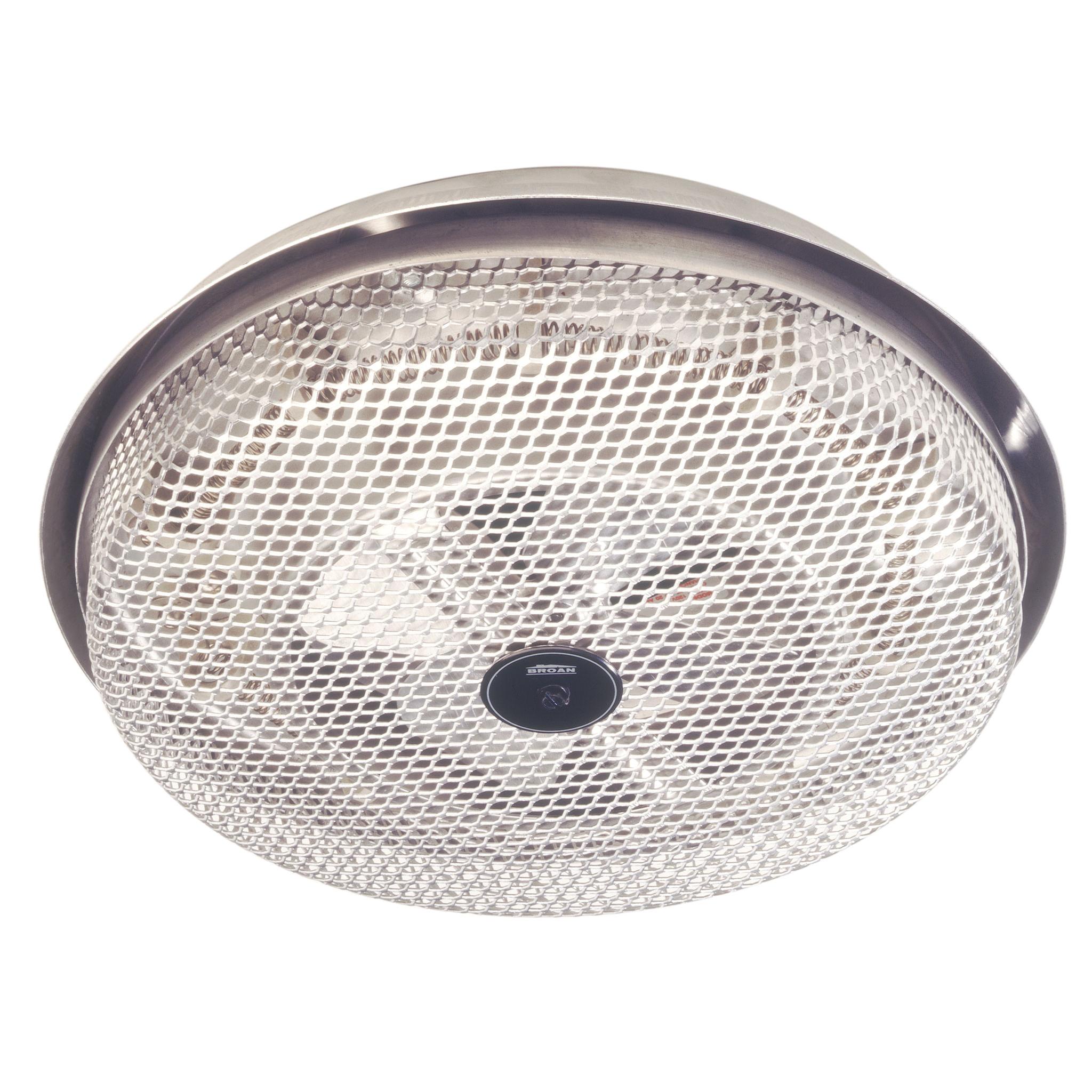 broan 157 low profile fan forced ceiling heater