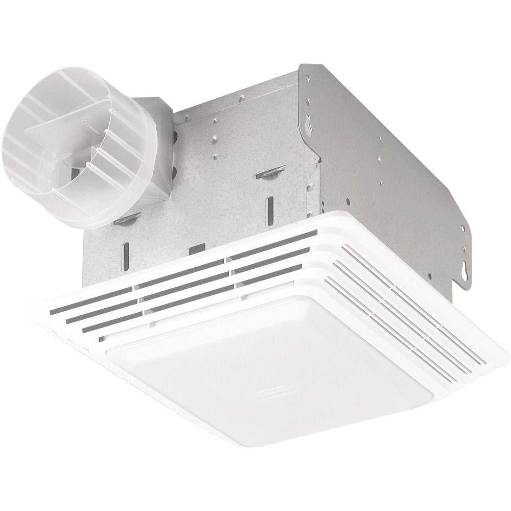 broan 679 ventilation fan and light combination broan fan with light amazon com