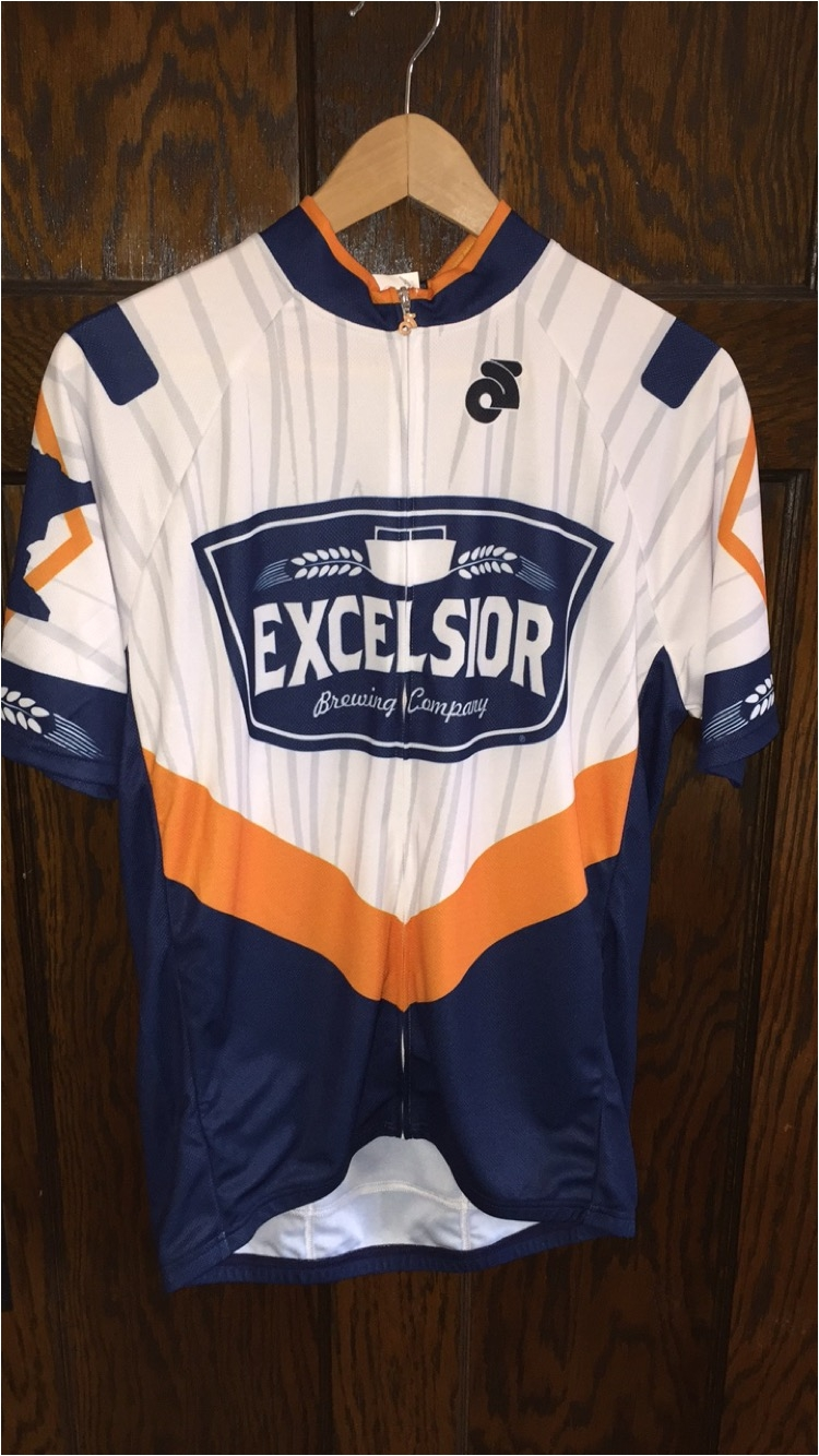 bud light bike jersey