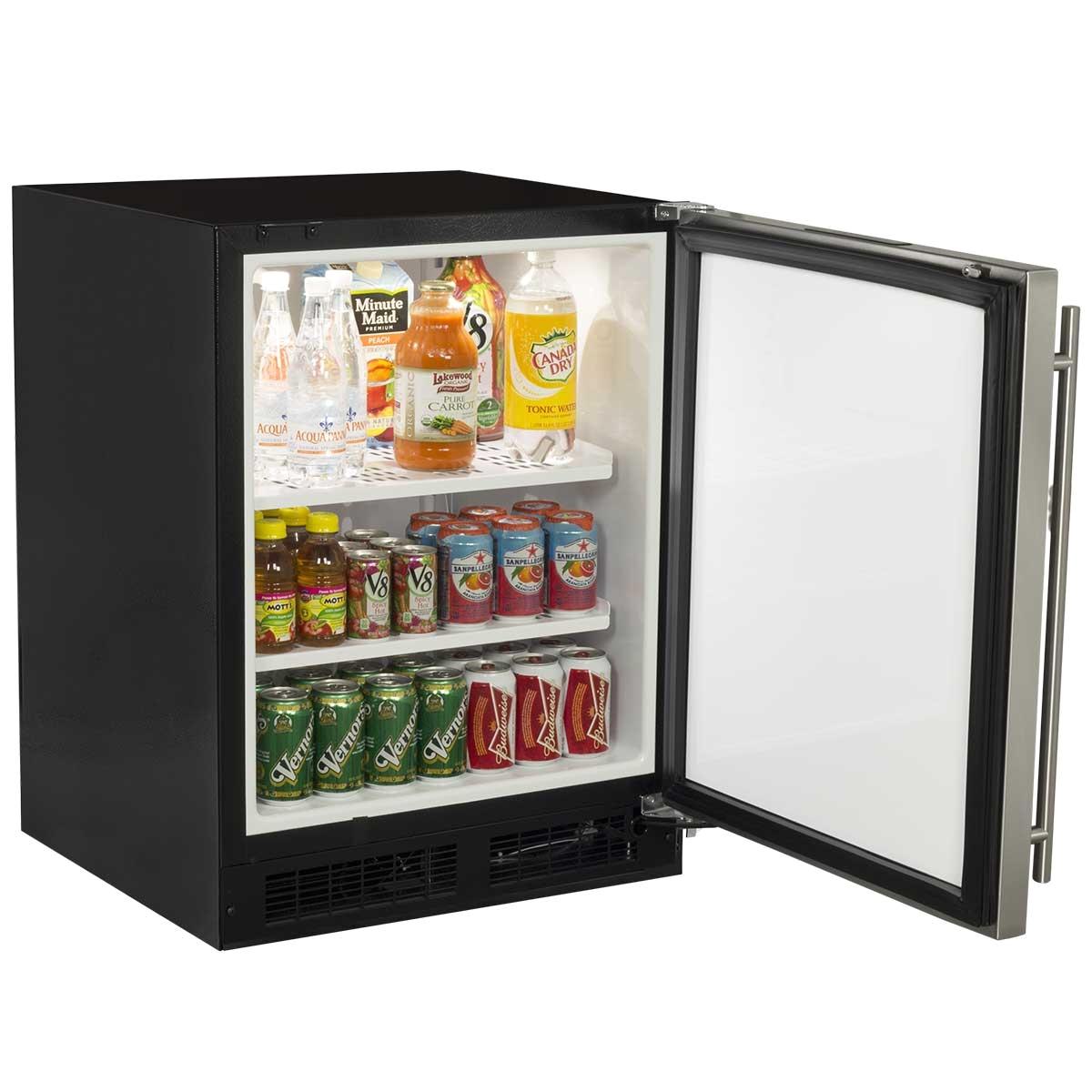 24″ low profile all refrigerator ma24ras1