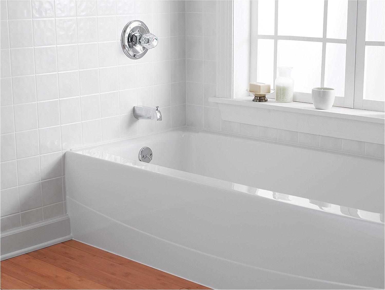 rust oleum 7860519 tub and tile refinishing 2 part kit white spray paints amazon com
