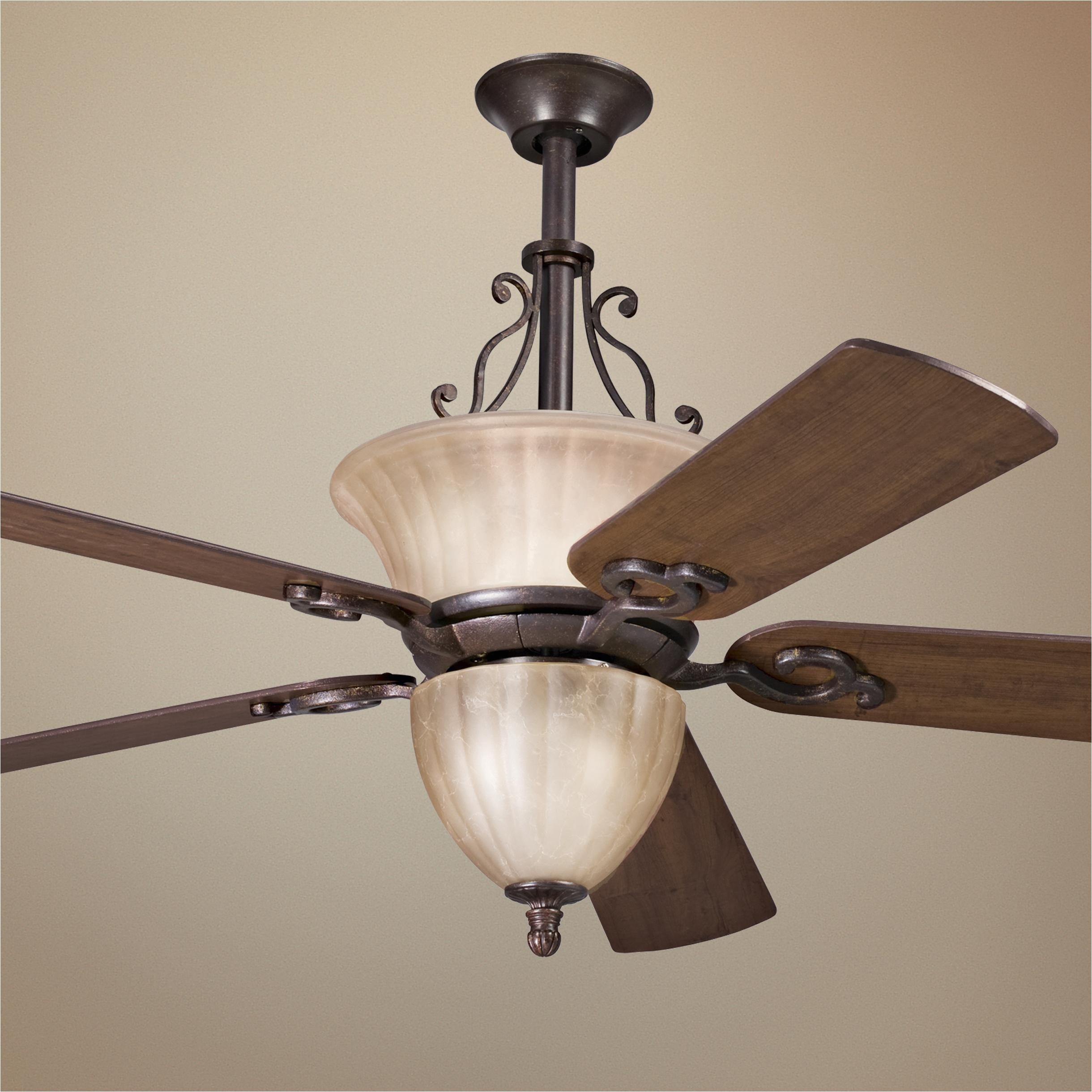 cottage grove carre bronze ceiling fan 557 lamps plus