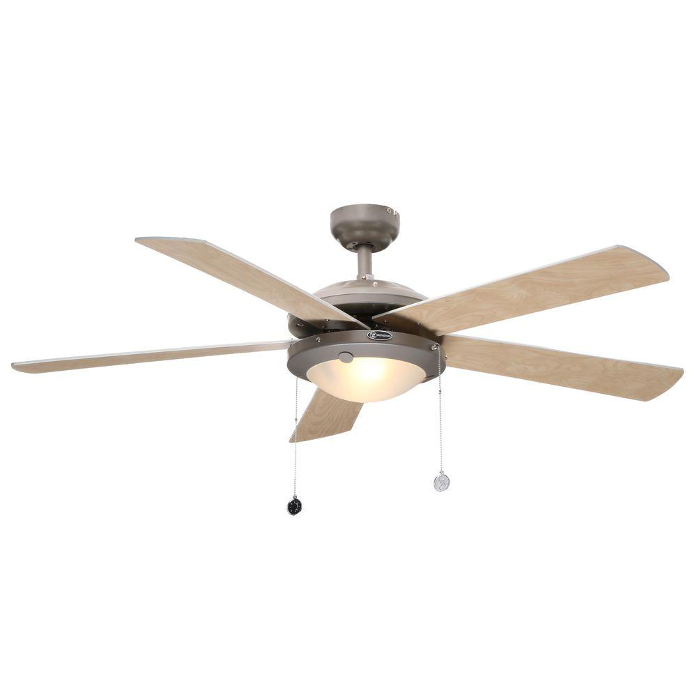 indoor brushed pewter ceiling fan