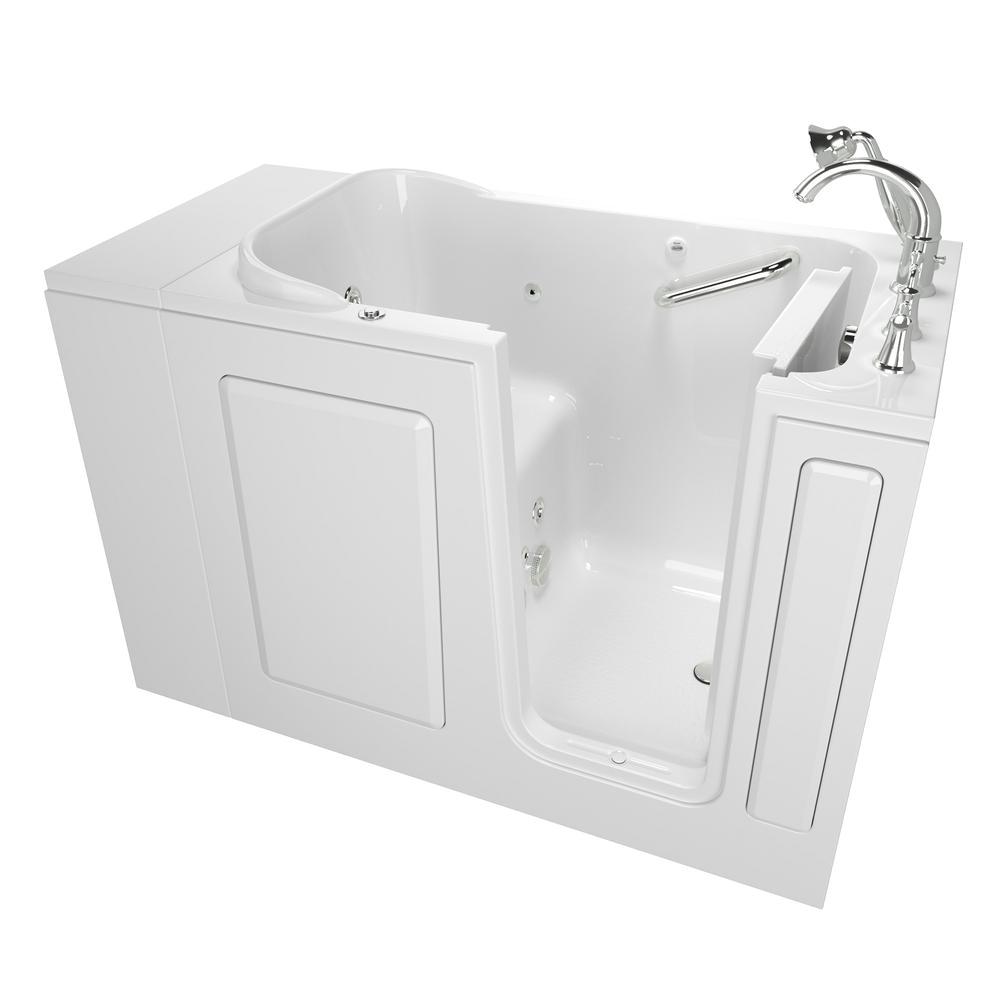 right hand walk in whirlpool tub
