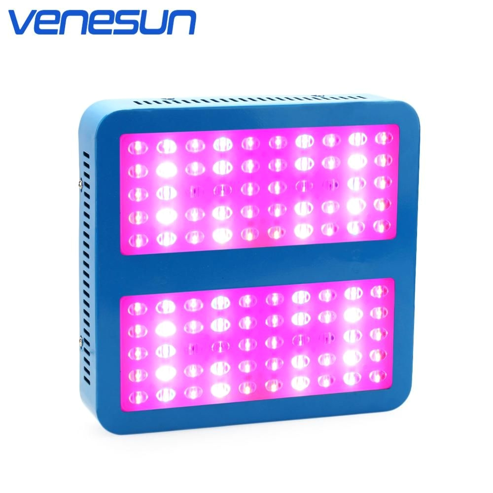 venesun led grow light 500w full spectrum red blue uv ir grow lamps for indoor plant greenhouse hydroponic flowering growing yesterdays price us 249 99