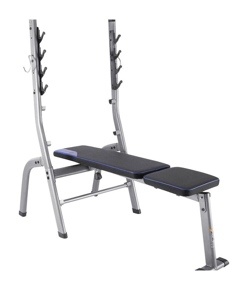 domyos weight bench 100 by decathlon
