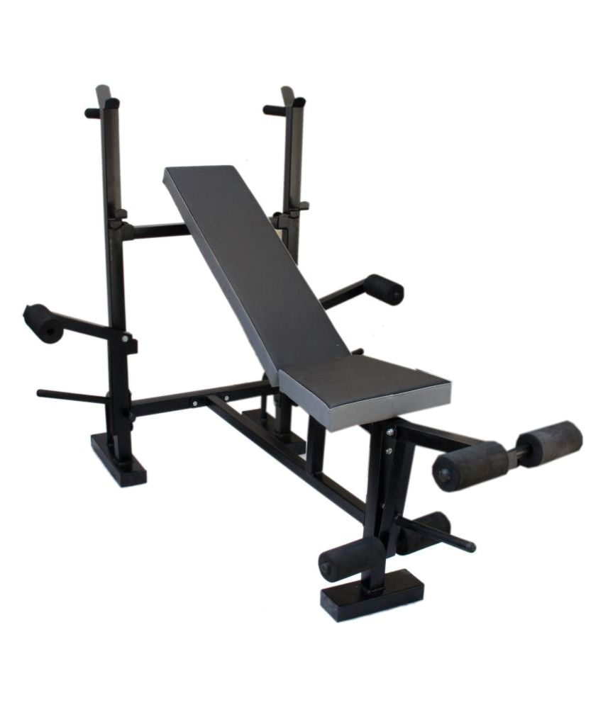 Cheap Workout Bench Kakss All Purpose 8 In 1 Multi Bench for Home Gym Buy Online at