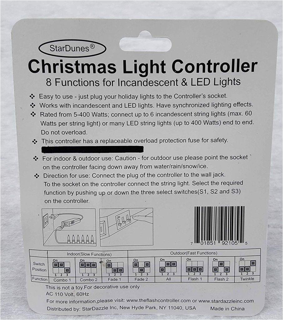 christmas light controller kit