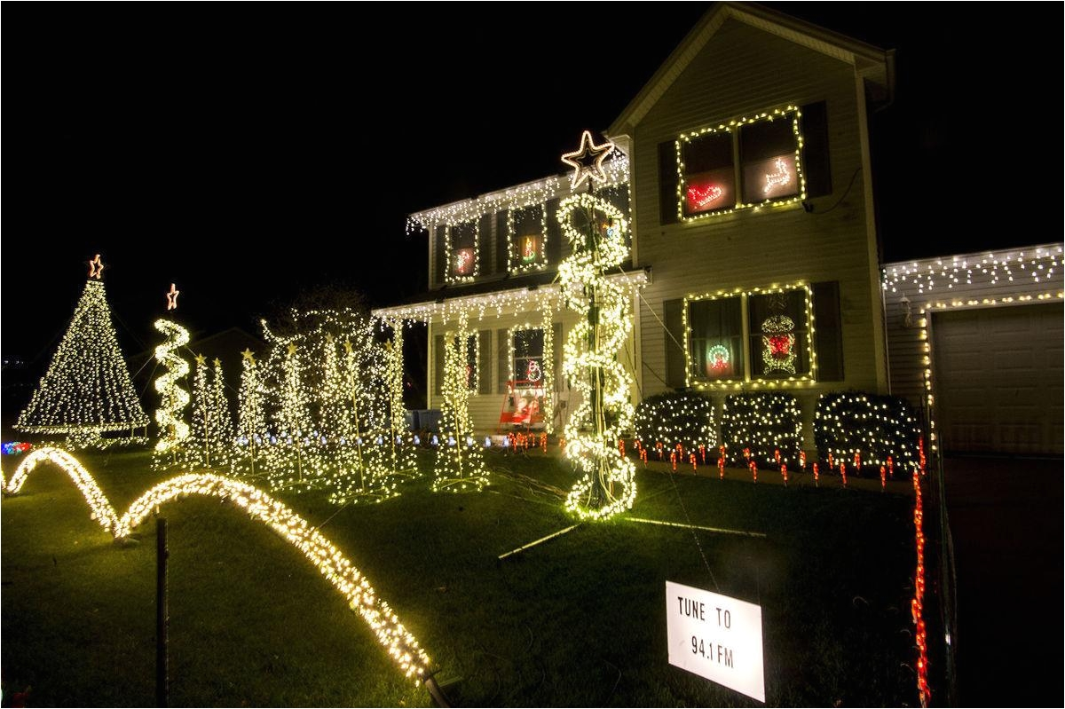 merry christmas holiday light displays in central illinois local news pantagraph com