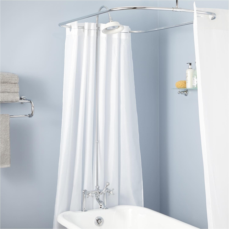 clawfoot bathtub accessories beautiful english rim mount conversion kit porcelain shower head bathroom of 49 beautiful