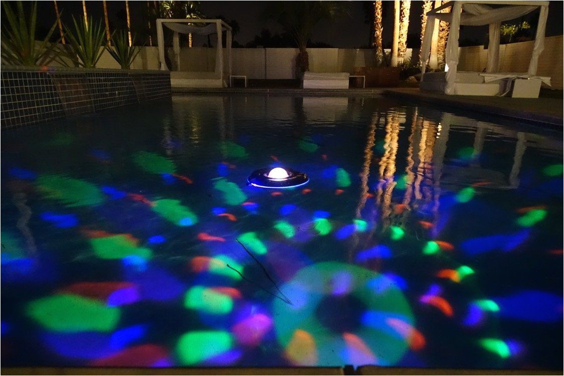 omo led pool light