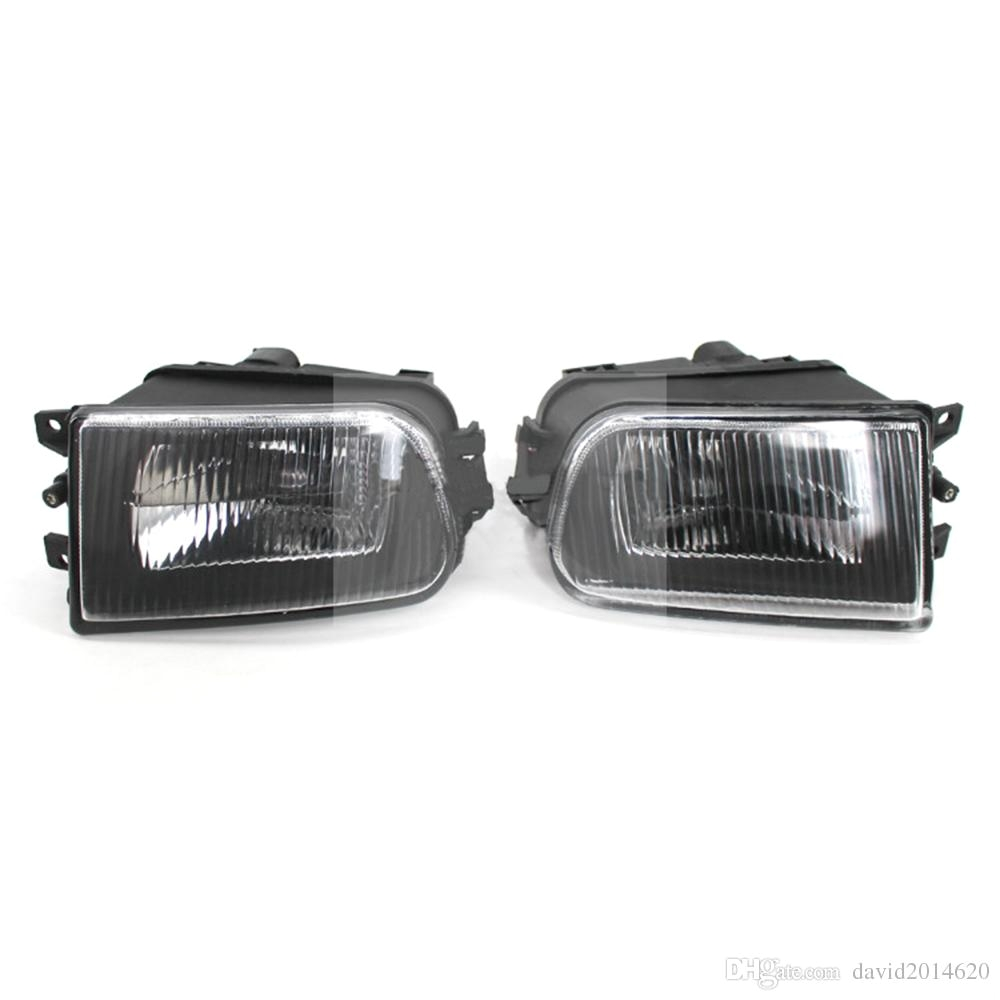for bmw e39 1999 2000 2001 2002 2003 2004 auto fog lamp car front bumper grille driving fog lights 63178360575 63178360576 cheap fog lights cheap fog lights
