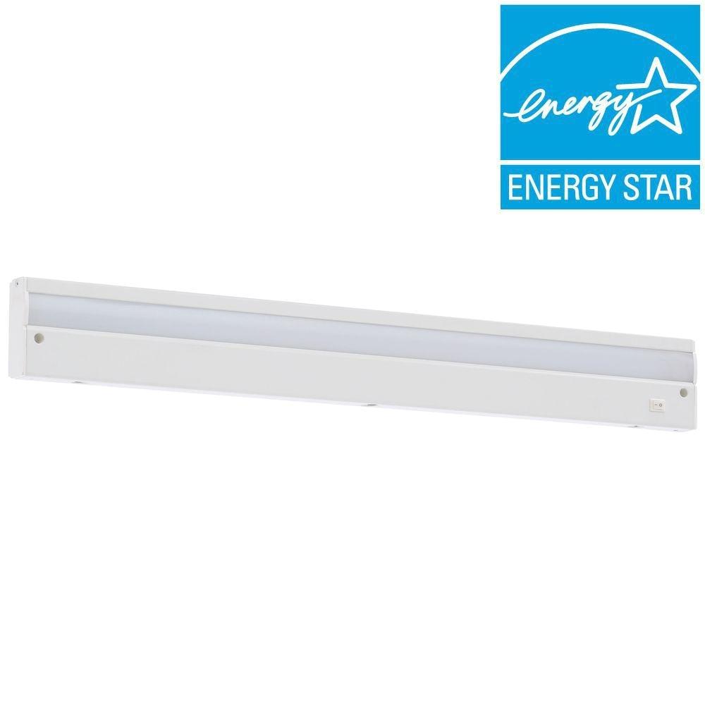 best under cabinet lights commercial electric 24 in led under cabinet light