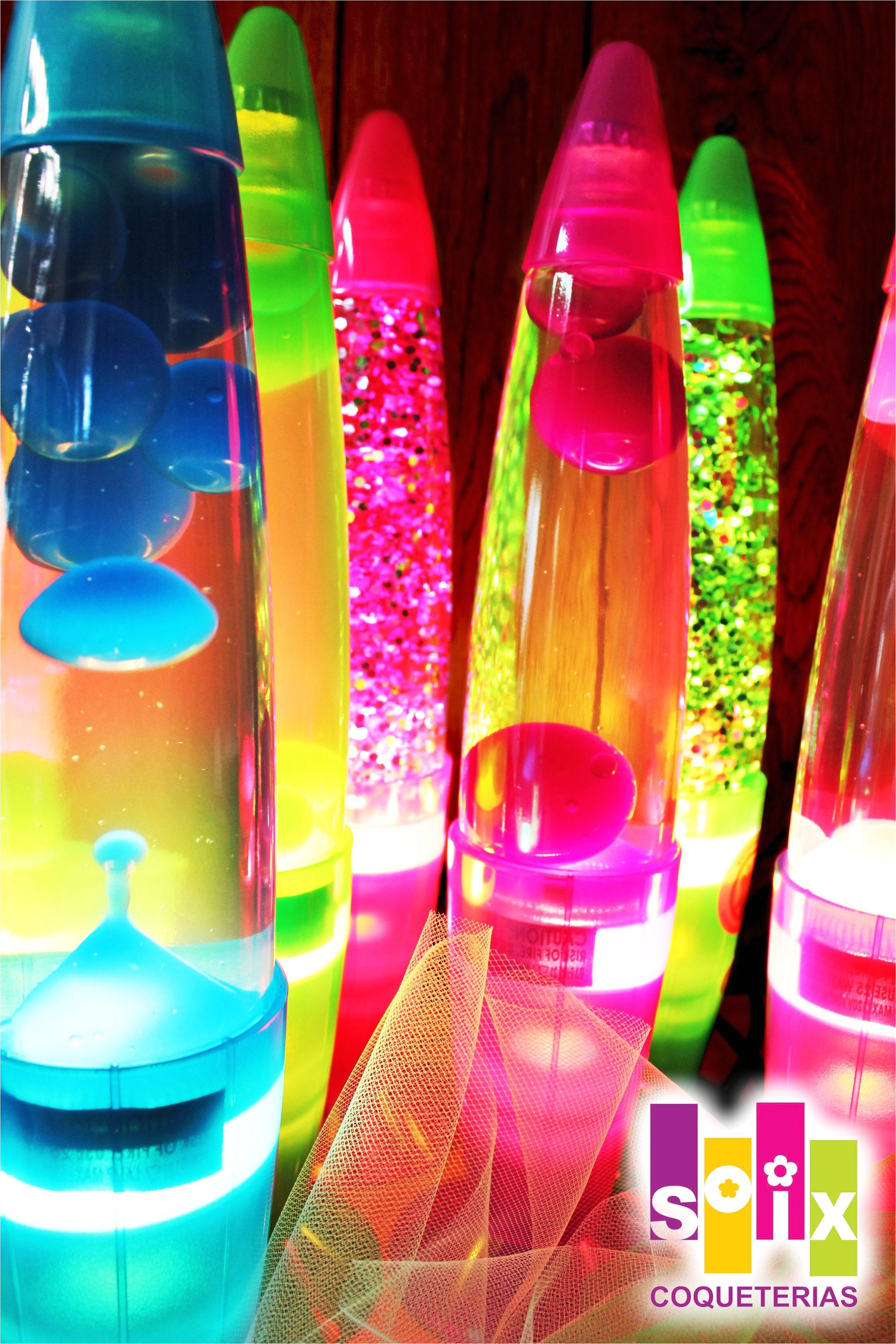 lamparas de lava y de glitter en 4 diferentes colores glitter lamp lava lamp