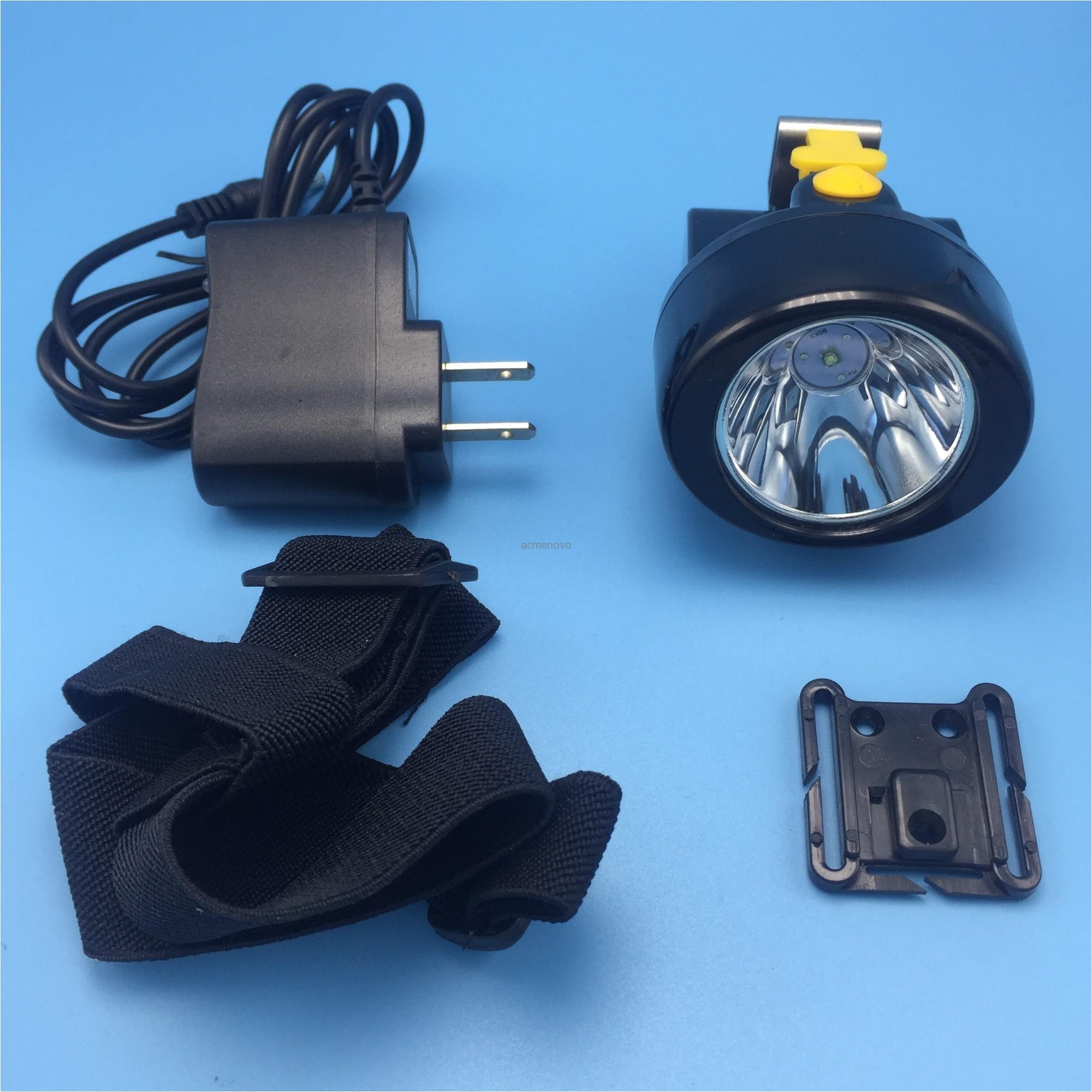kl2 5lm led mining cordless headlamp 2500mah battery miner cordless head lamp