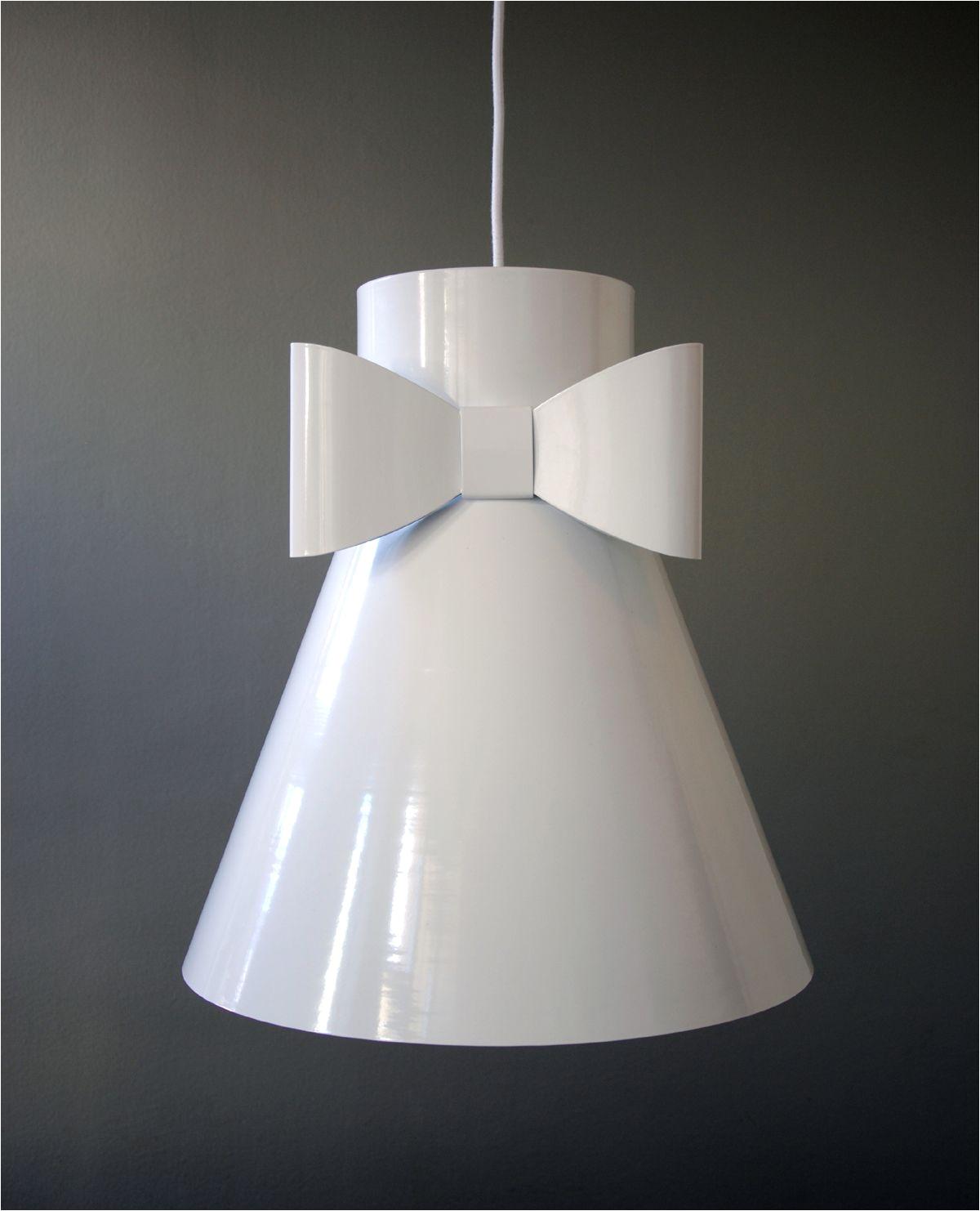 pendant hanging lamp in powder coated metal spun aluminium large size design
