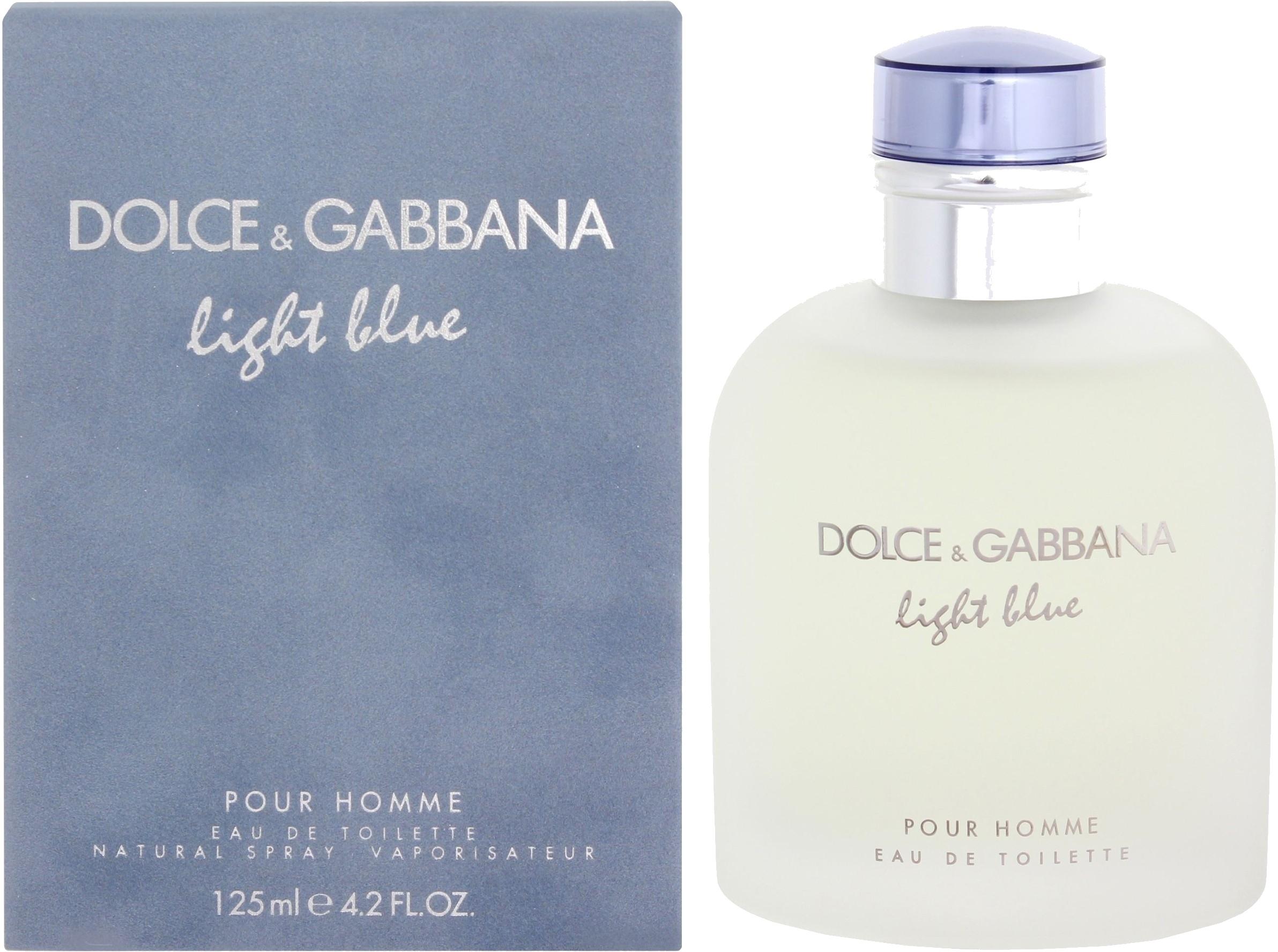 D and G Light Blue Dolce E Gabbana Light Blue 200 Ml