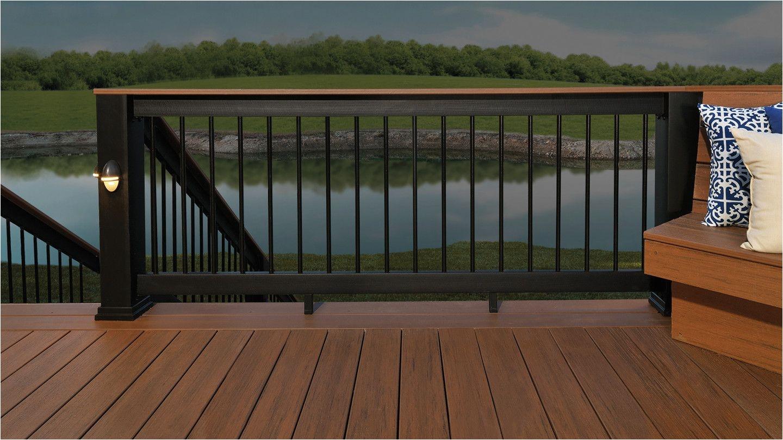 azek evolutions rail builder deck rail