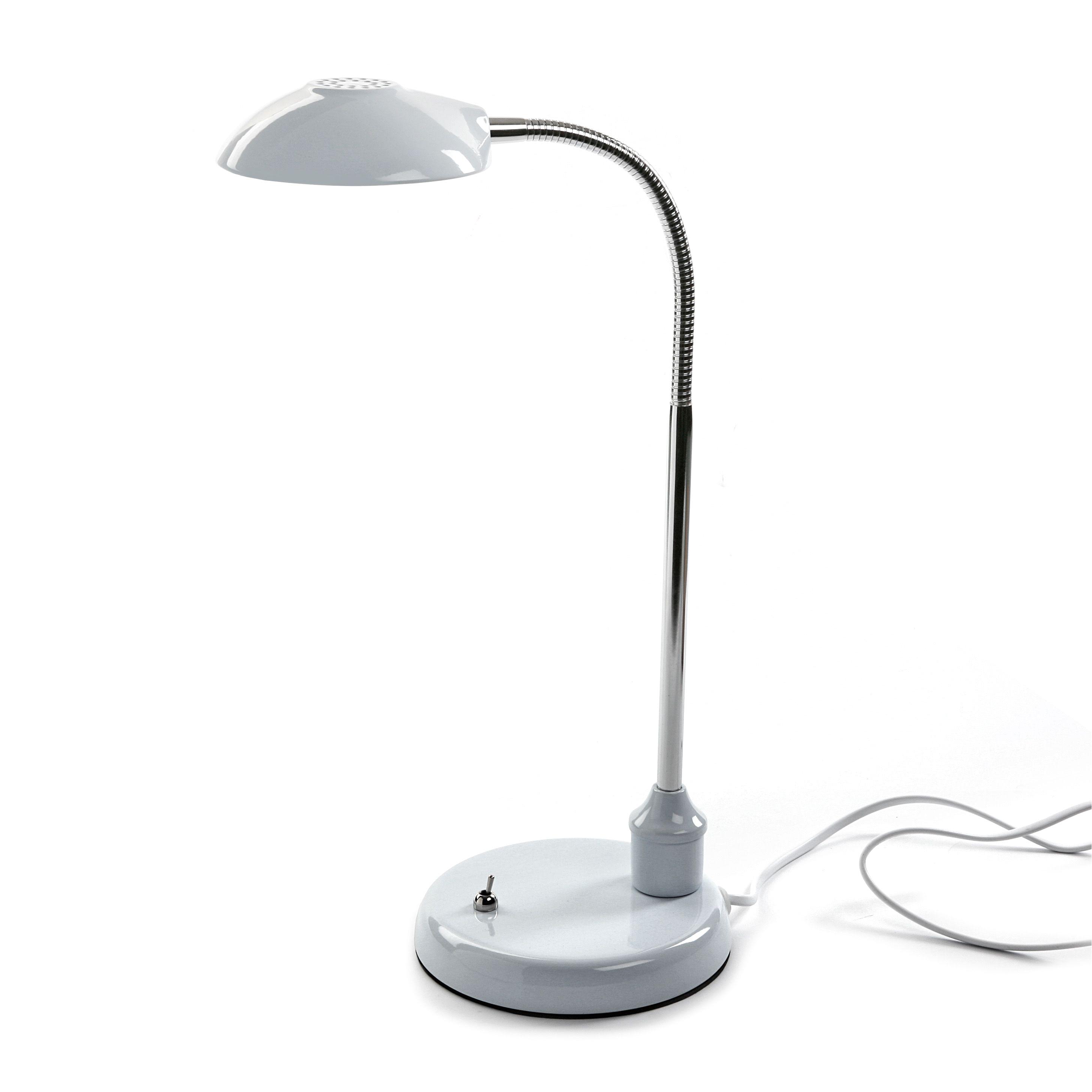 flexo minimal moderno con asta maleable en cualquier direccia³n lampara iluminacion casa