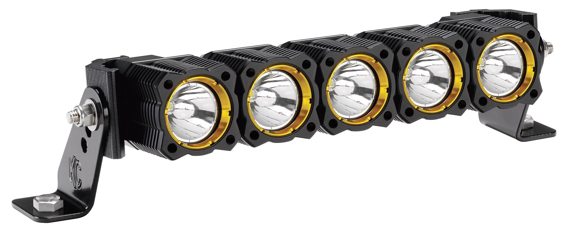 "kc flexa""¢ array led light bars expandable sizes 10 to 50"