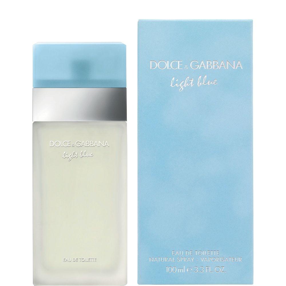 dolce gabbana light blue women 100ml
