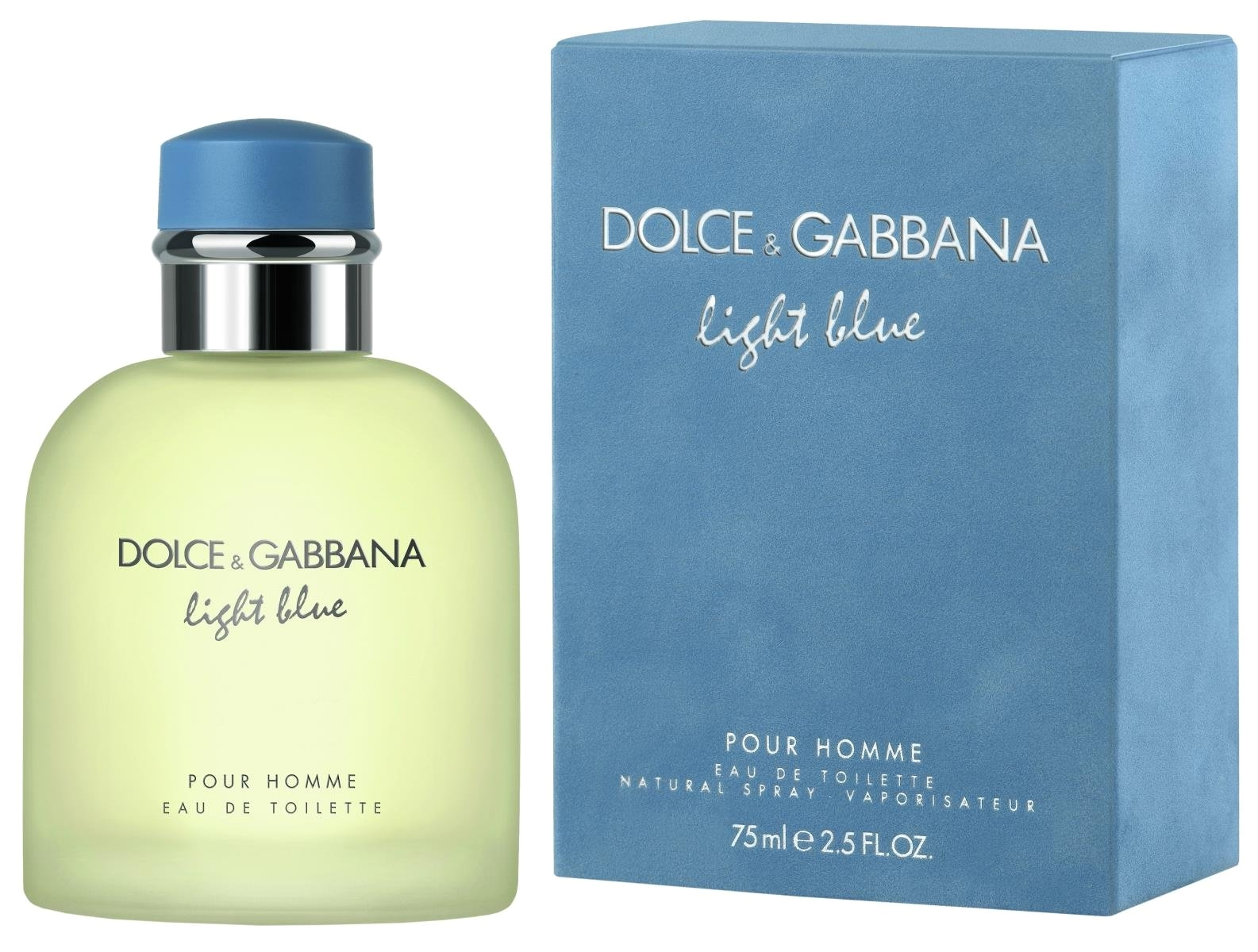 d g light blue by dolce gabbana for men eau de toilette spray