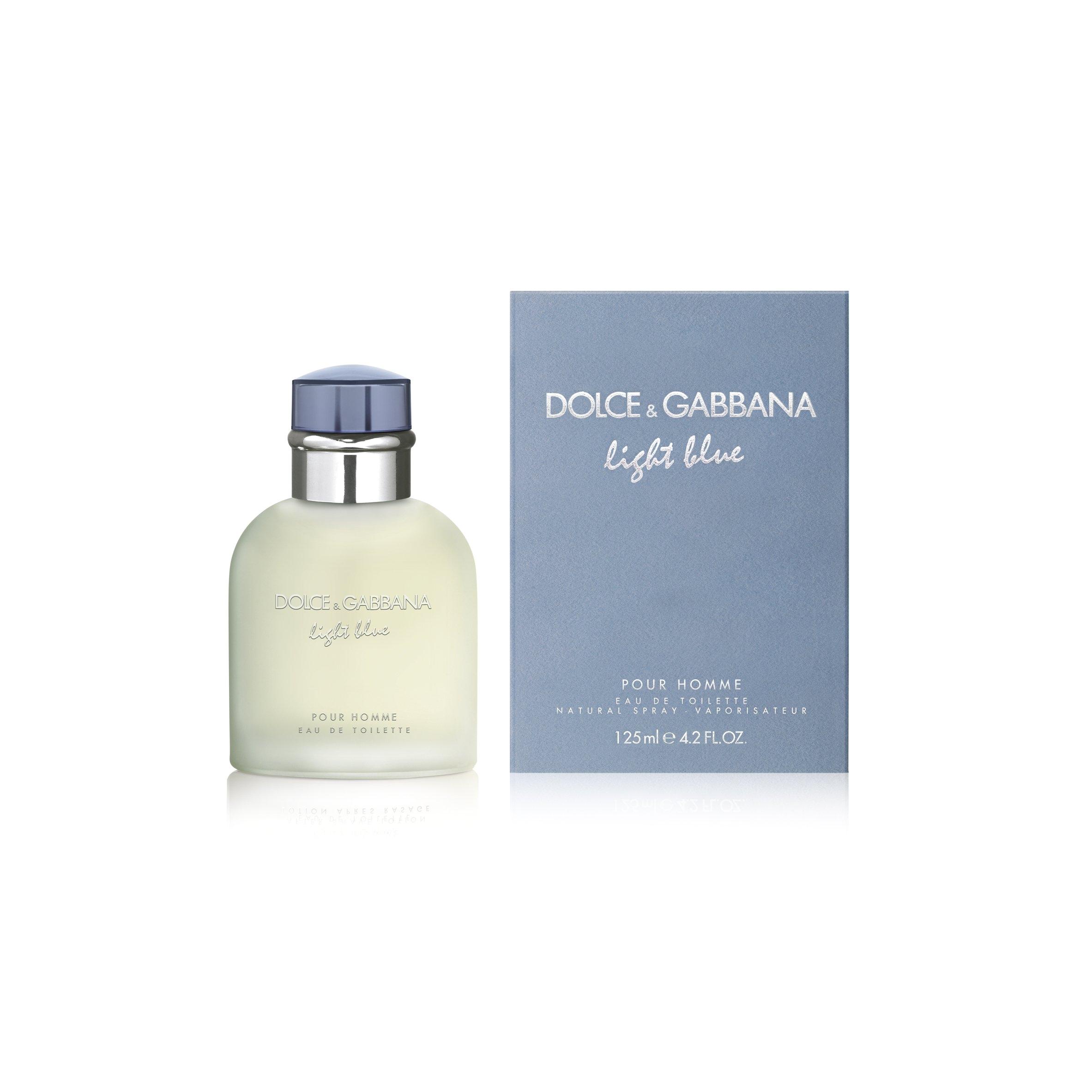 Dolce and Gabbana Light Blue Gift Set Amazon Com D G Light Blue by Dolce Gabbana for Men Deodorant