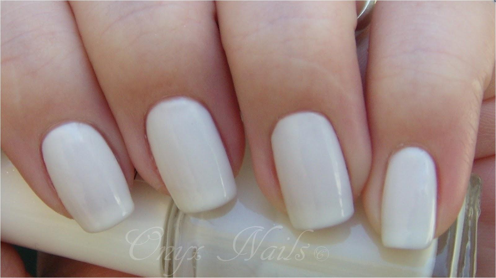 essie nail polish marshmallow review