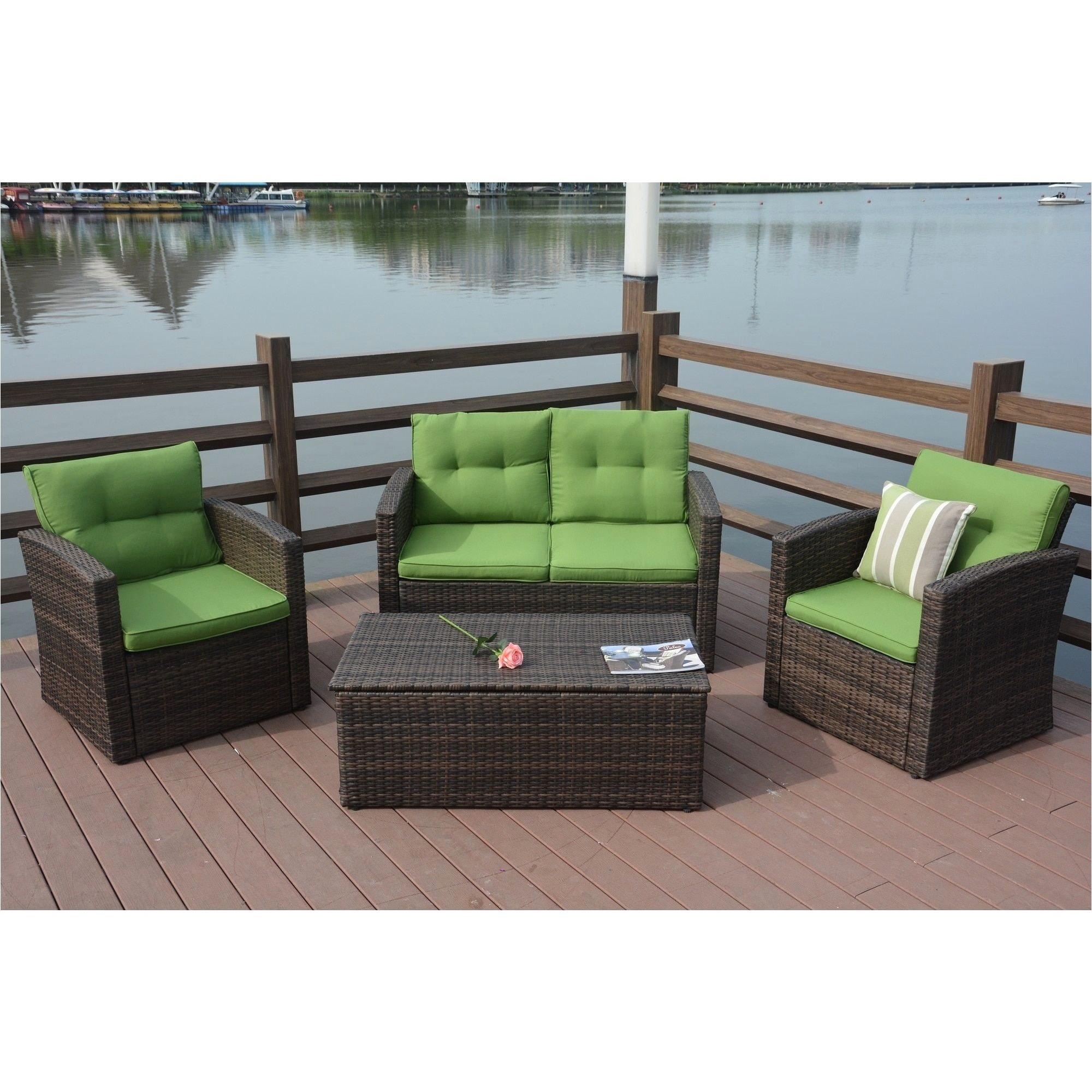 deep seat cushion set lovely patio chair cushion fresh luxuria¶s wicker outdoor sofa 0d patio 449 13