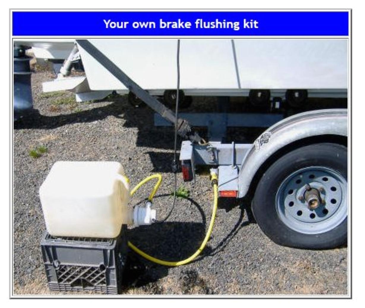 Ez Loader Trailer Lights Boat Bearing Brake Repairs The Mitsubishi Outlander Tow Bar Wiring Diagram Truth Of Total Crap