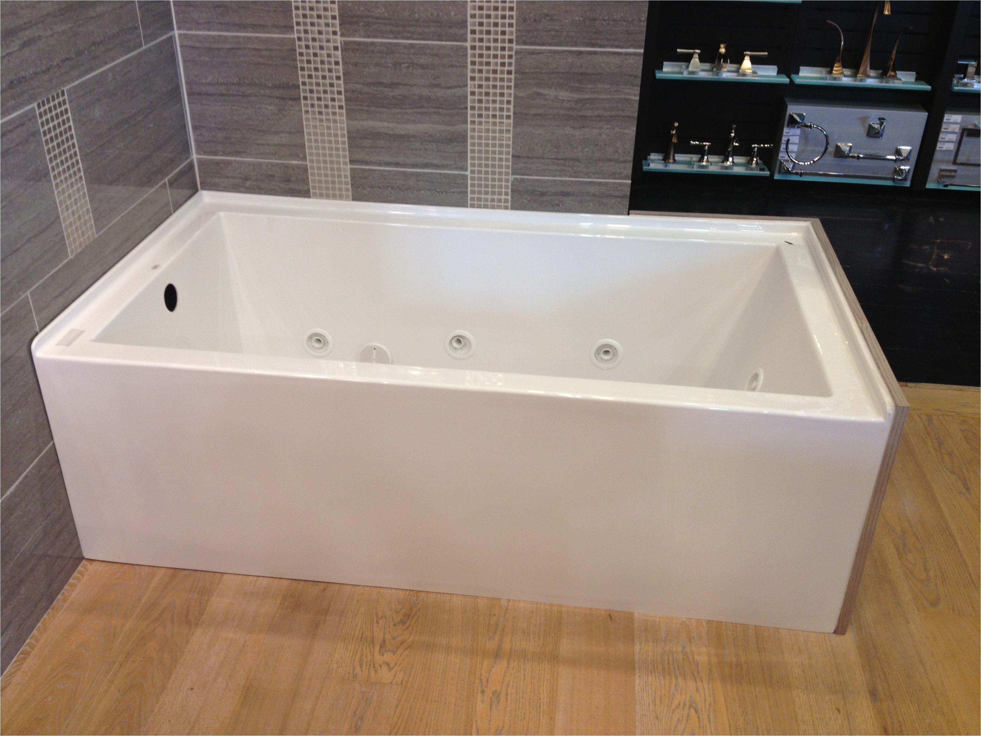 mirabelle bathtub fresh mirabelle edenton bath up pinterest
