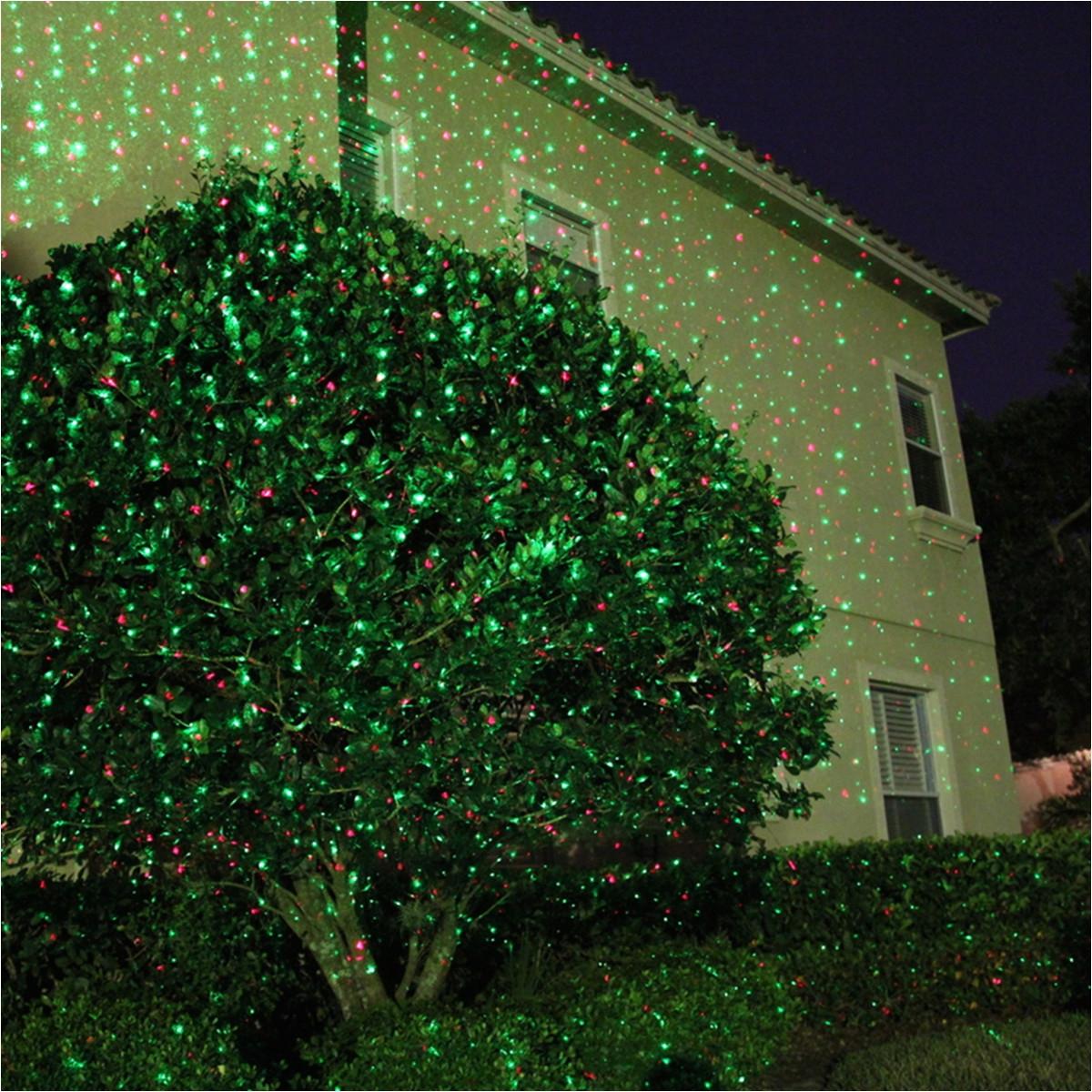 floureona outdoor red green auto dynamic firefly laser projector laser lawn light built in light sensor ip65 waterproof for patio lawn garden