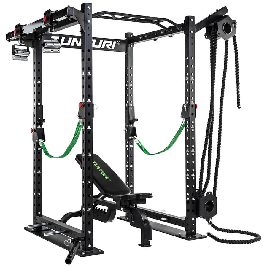 tunturi pro utility bench ub90 komplet