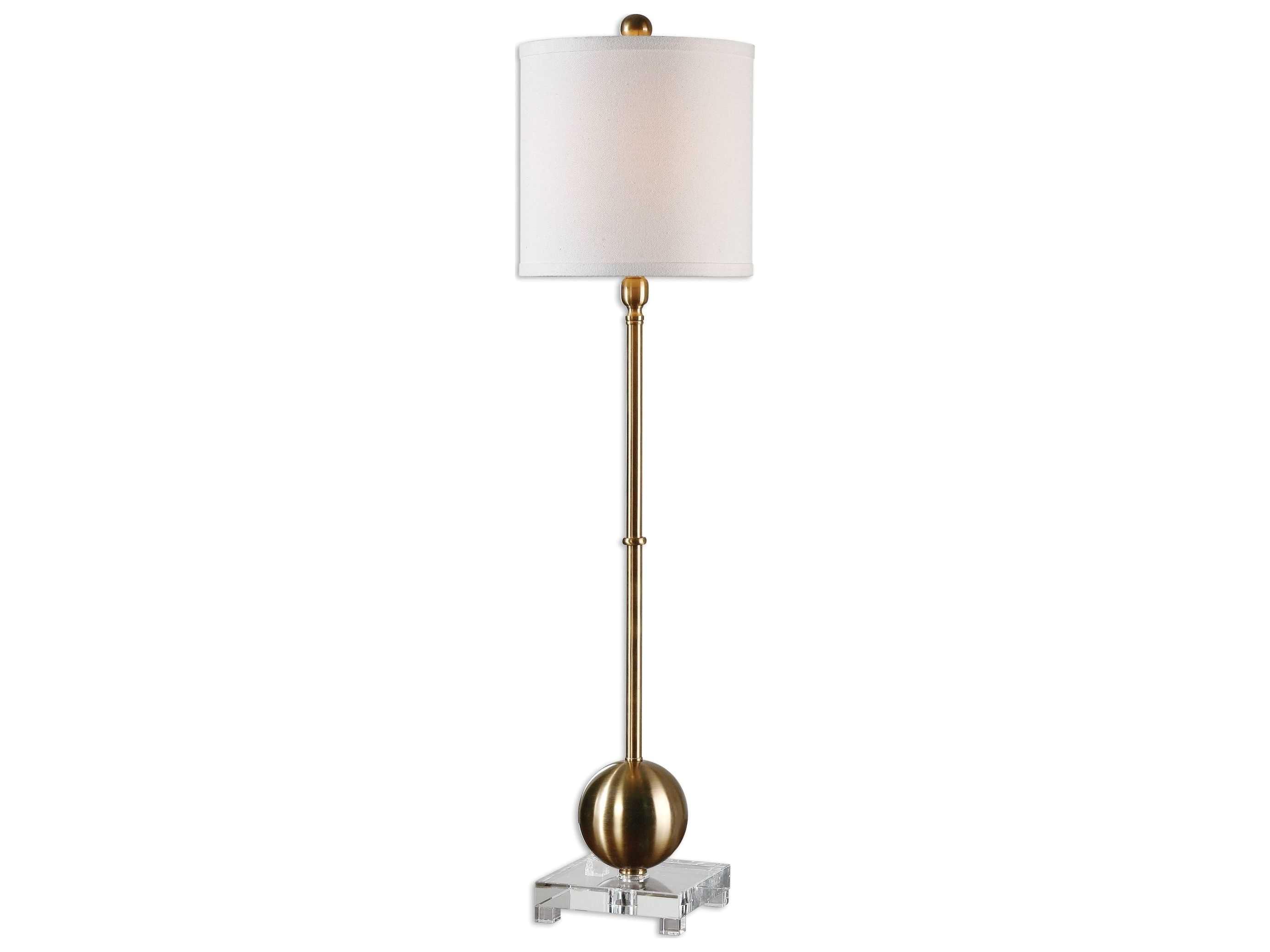 Flambeau Buffet Lamps Uttermost Laton Brass Buffet Lamp Ut299351