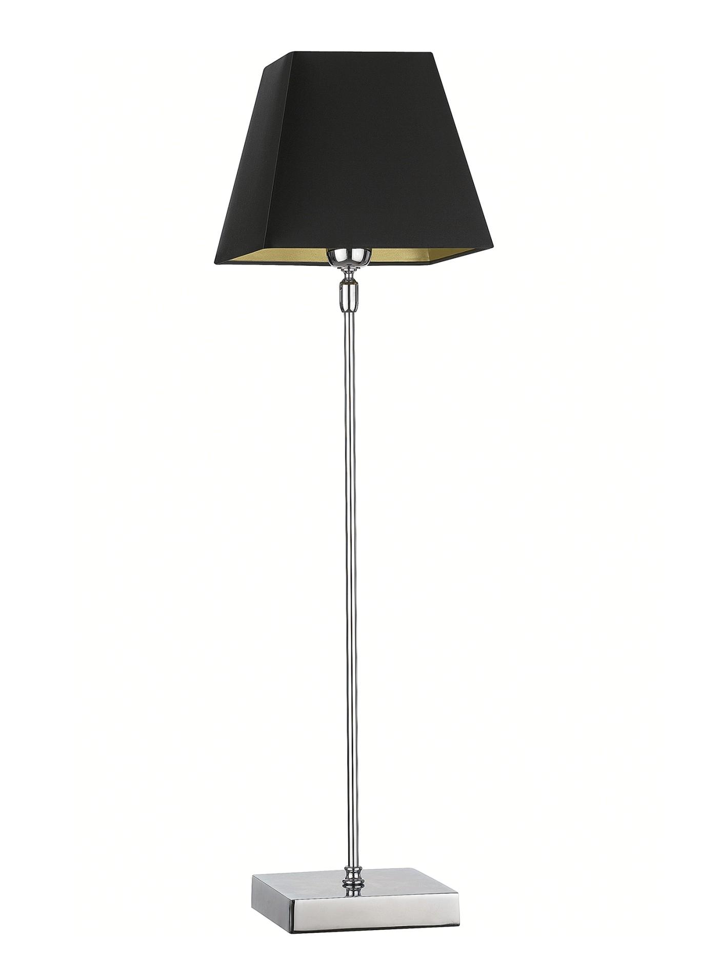 roxburgh chrome table lamp