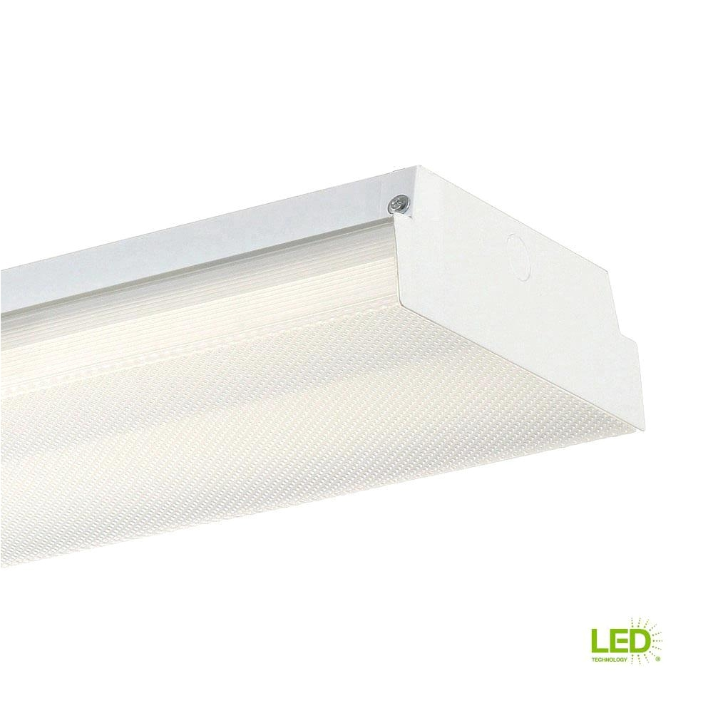 white led wraparound ceiling light