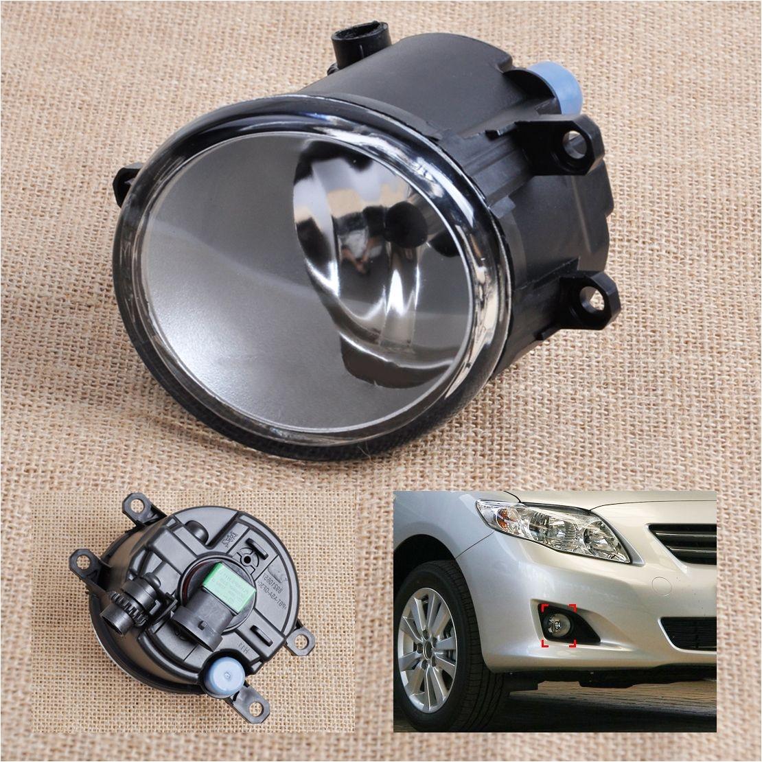beler front right side fog light lamp 81210 06050 35501 57l00 for toyota camry