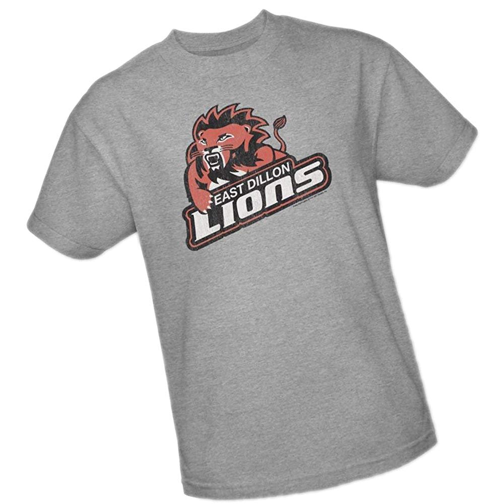 Friday Night Lights Apparel Amazon Com East Dillon Lions Friday Night Lights Adult T Shirt