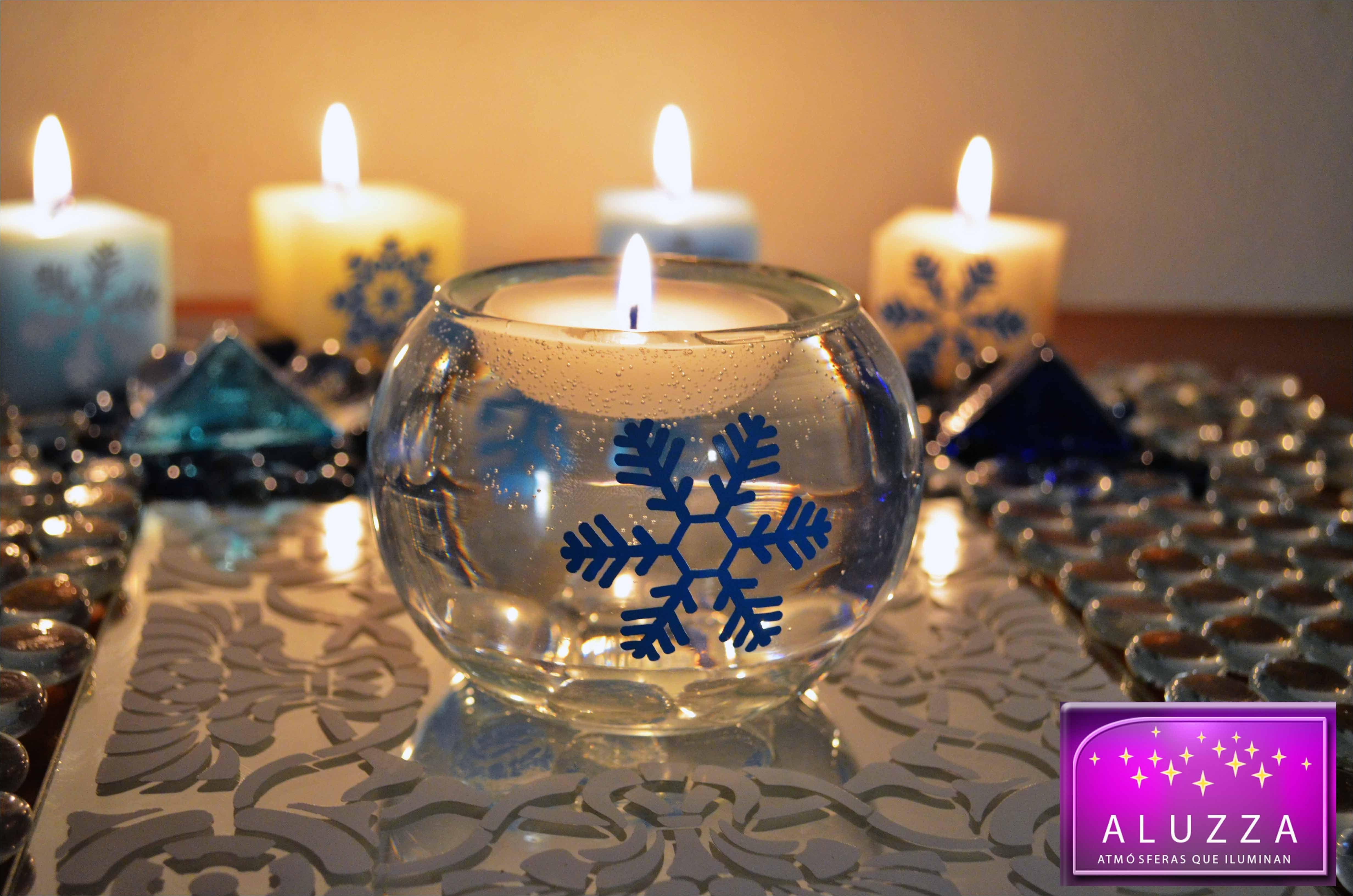 recuerdo para fiesta tematica de frozen aluzza lighting christmas candle frozen theme