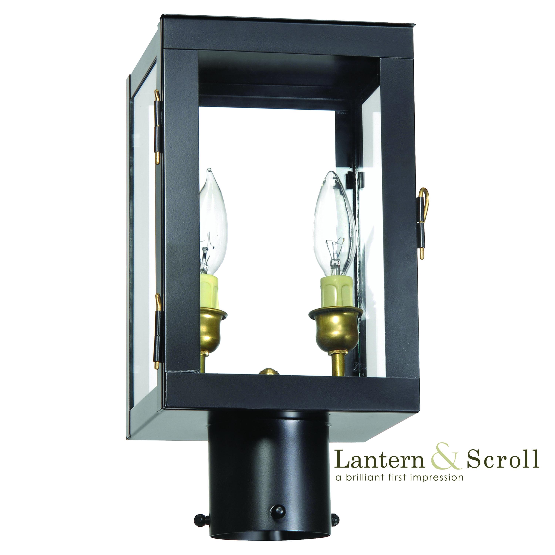 canaan cities collection cc 1500 post mount post mount light exterior lighting unique lighting lighting design modern lighting modern lantern