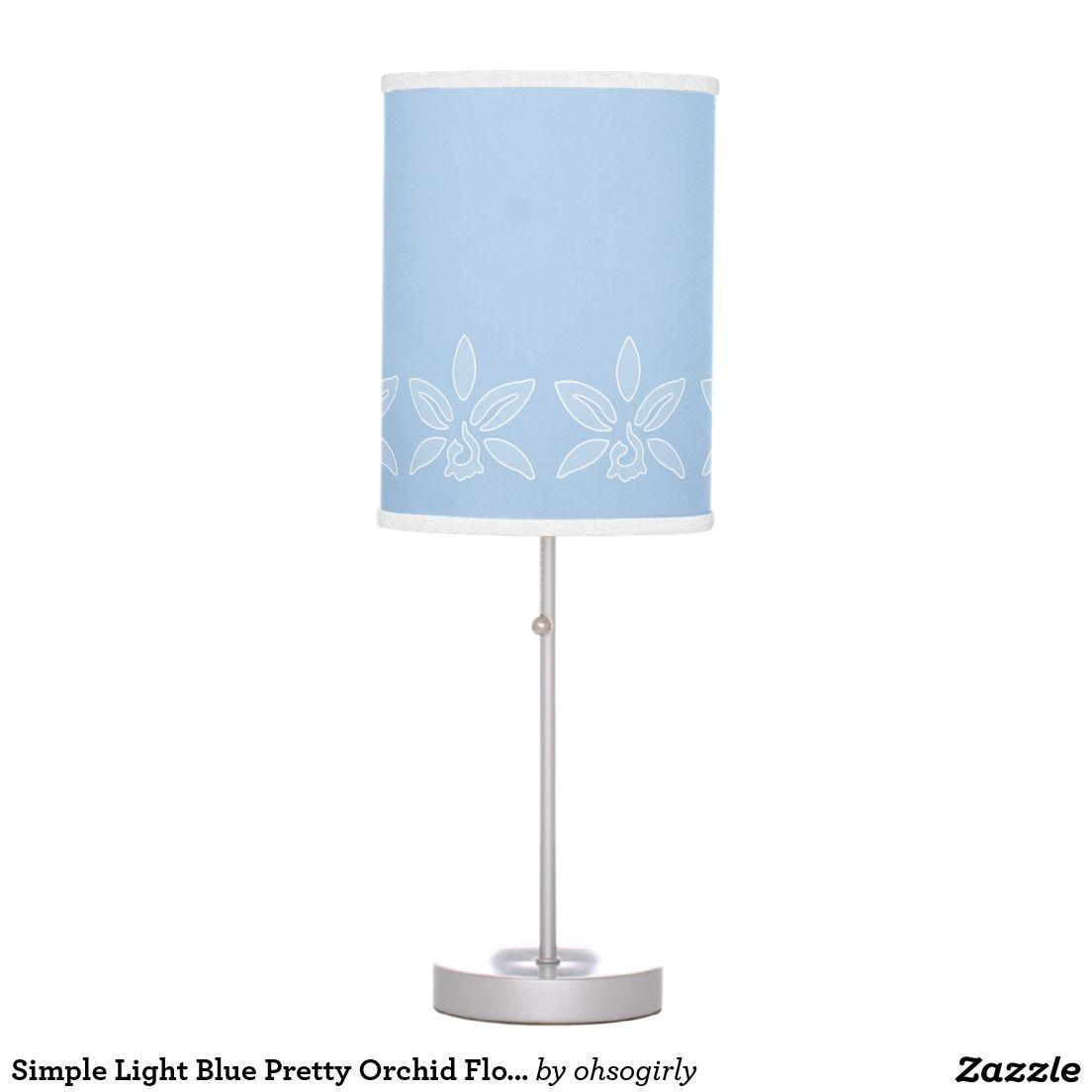 shop modern light pink moroccan quatrefoil desk lamp created by cardeddesigns