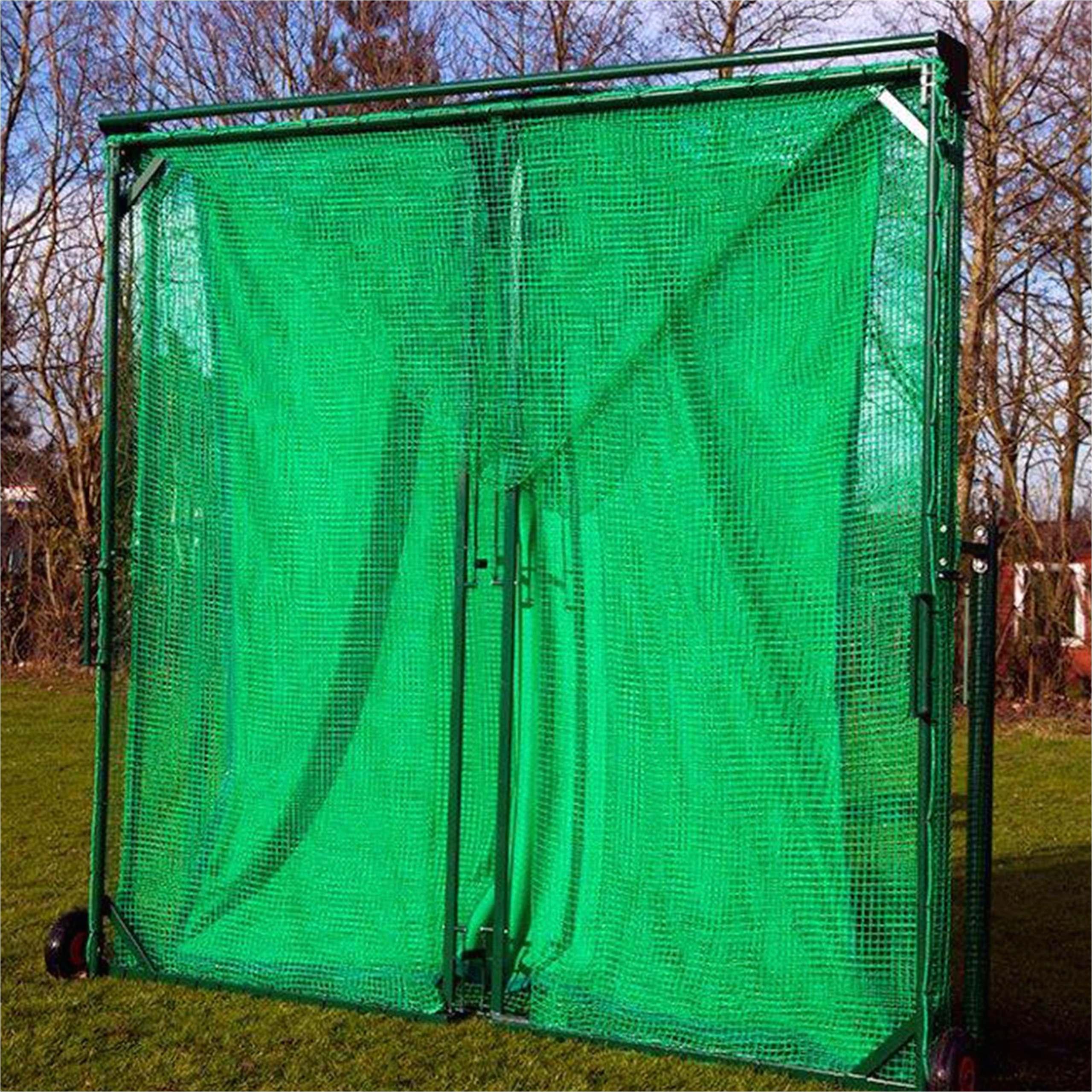 concertina fold away nets
