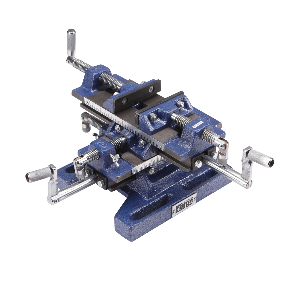 Harbor Freight Bench Vise 5 In Rugged Cast Iron Drill Press Milling Vise