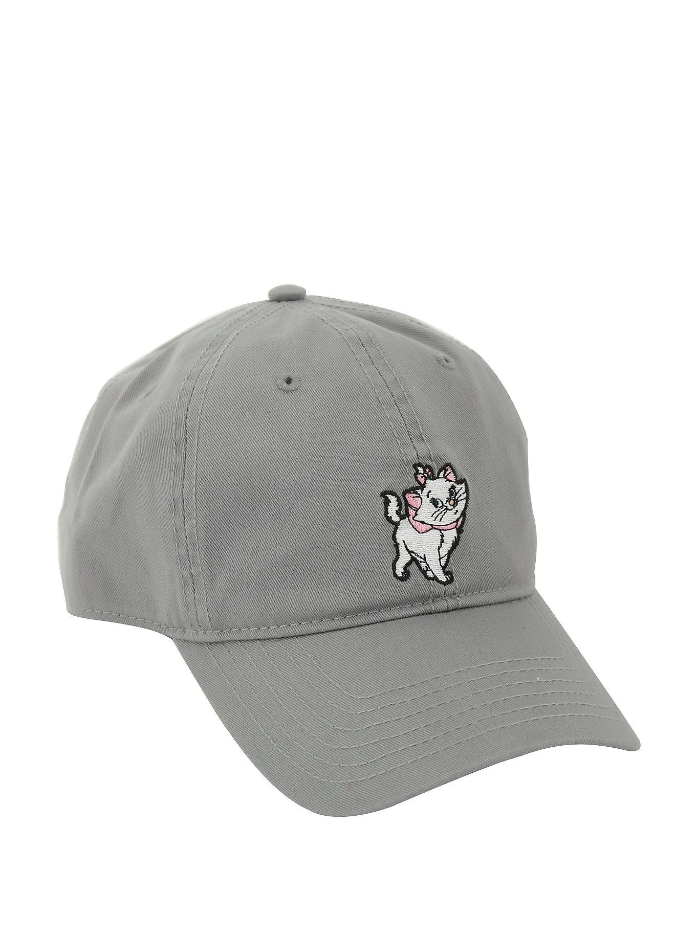 disney the aristocats marie curve brim hat