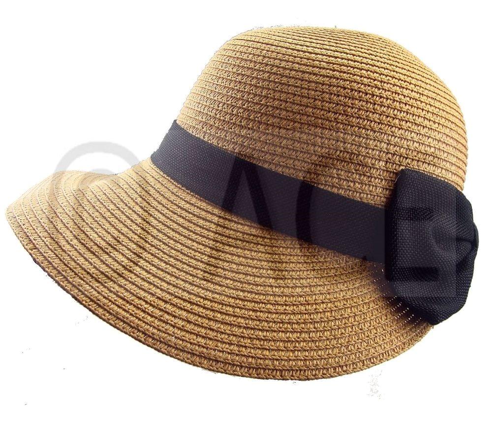 summer hats womens straw summer hats ladies wide brim stylish black