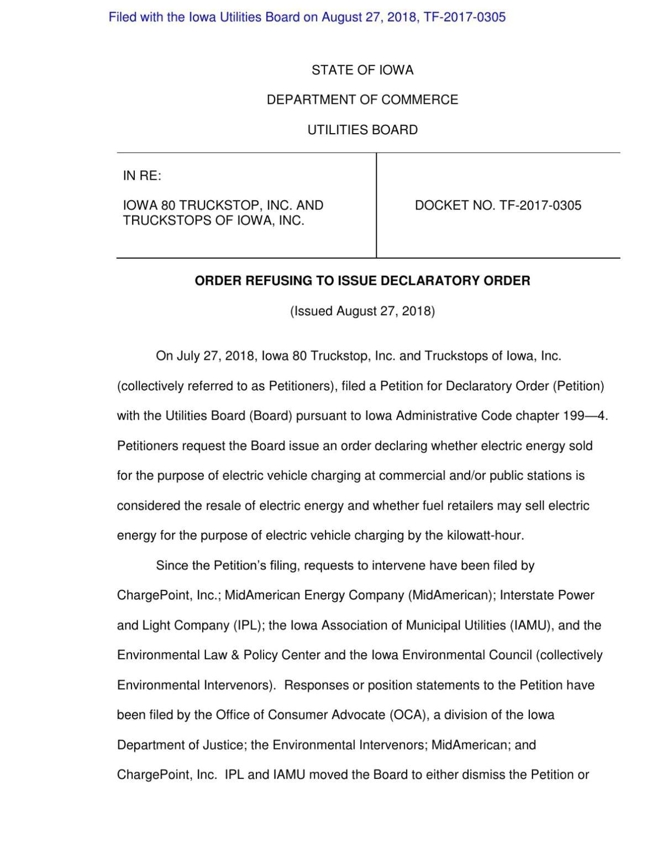 download pdf refusing declaratory order